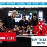 Maker Faire Rome 2019 – Cosa abbiamo visto sabato 19 ottobre