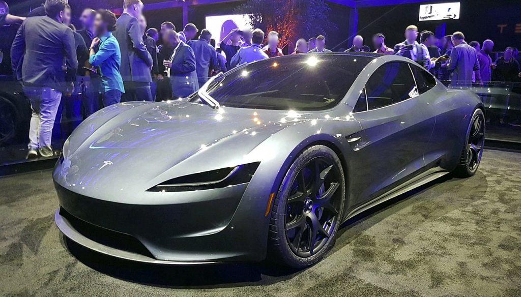 Tesla guida automatica