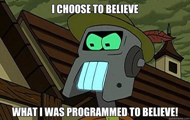 meme robot programmazione