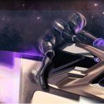 Lexus ha provato a immaginare veicoli spaziali per gli umani sulla Luna