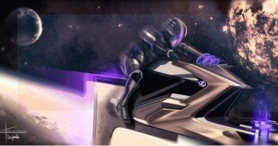 Lexus space