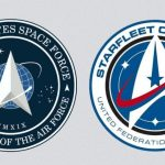 Space Force di Trump: il logo è quasi identico a quello di Star Trek