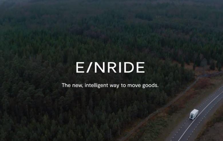 camion a guida autonoma enride