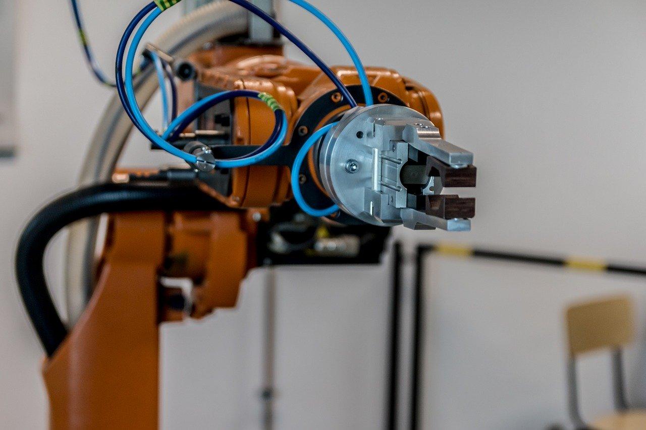 robot nei magazzini