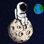Tre Passi Sulla Luna, il nuovo singolo dell'artista romano Danilo Rusciano