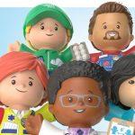Mattel celebra gli eroi che combattono il coronavirus: ecco le action figure
