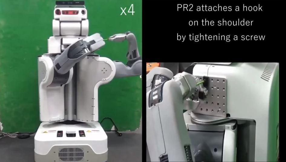 robot che si riparano da soli