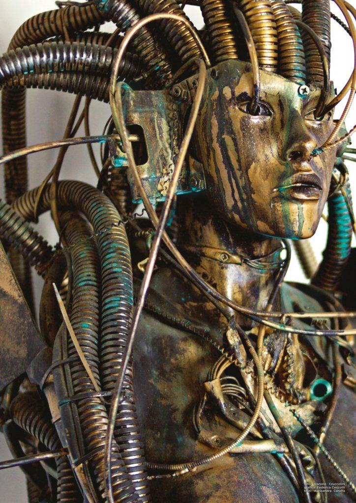 Al via la temporanea SUK! dell'artista cyberpunk KU-189 al Caos di Terni