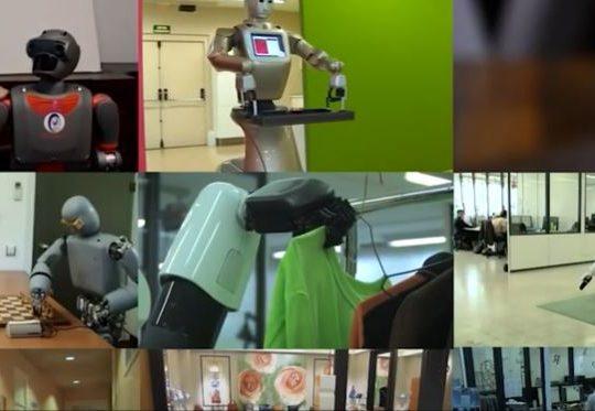 PAL Robotics robot