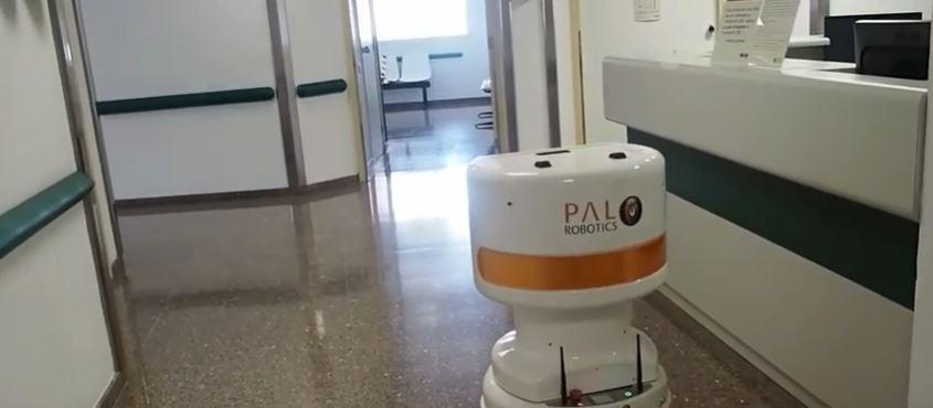 i robot di PAL Robotics