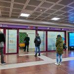 Screening Covid-19: a Milano due ambulatori nelle stazioni della metro