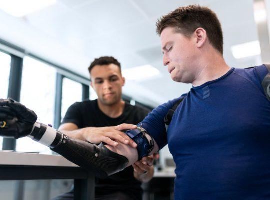 corpo fisico delle AI