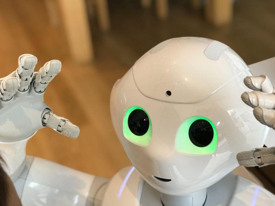 Ai, robot e corpo fisico