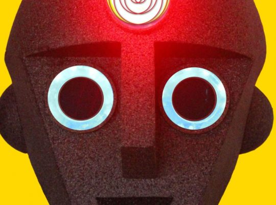 DATA - copertina robot