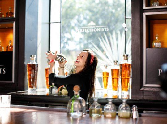Rosalia bartender