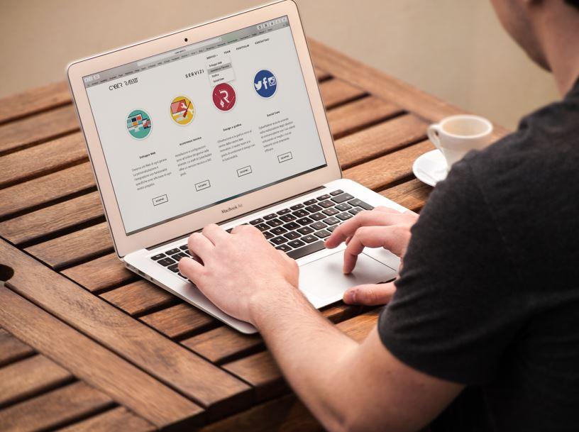 immagini web design