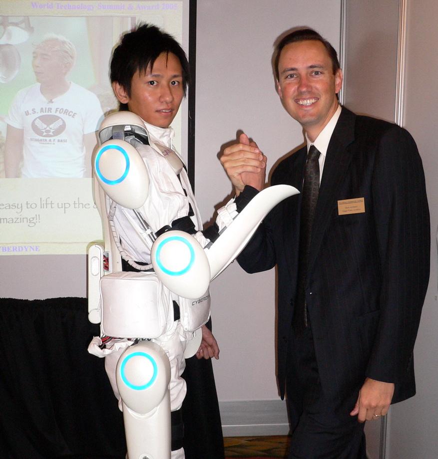 esoscheletri per la cura delle patologie legate alla mobilità - l'umanizzazione dell'intelligenza artificiale